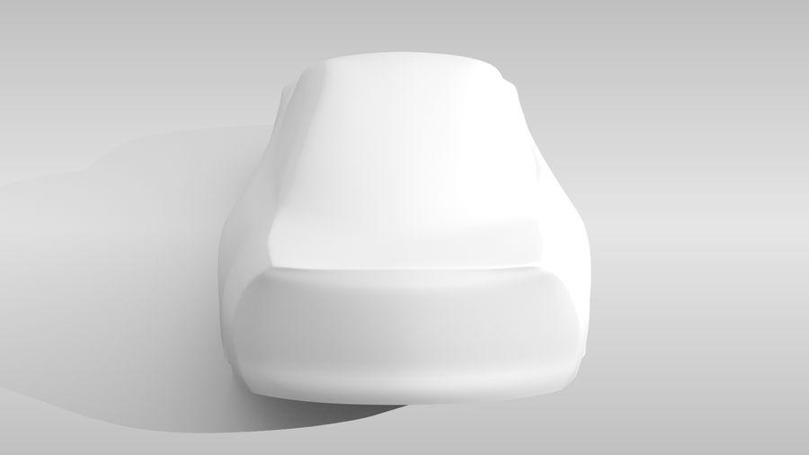 Base de coche FR Variante de diseño 3 royalty-free modelo 3d - Preview no. 19