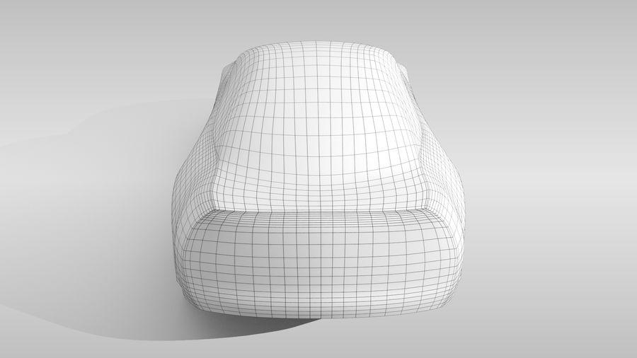 Base de coche FR Variante de diseño 3 royalty-free modelo 3d - Preview no. 17
