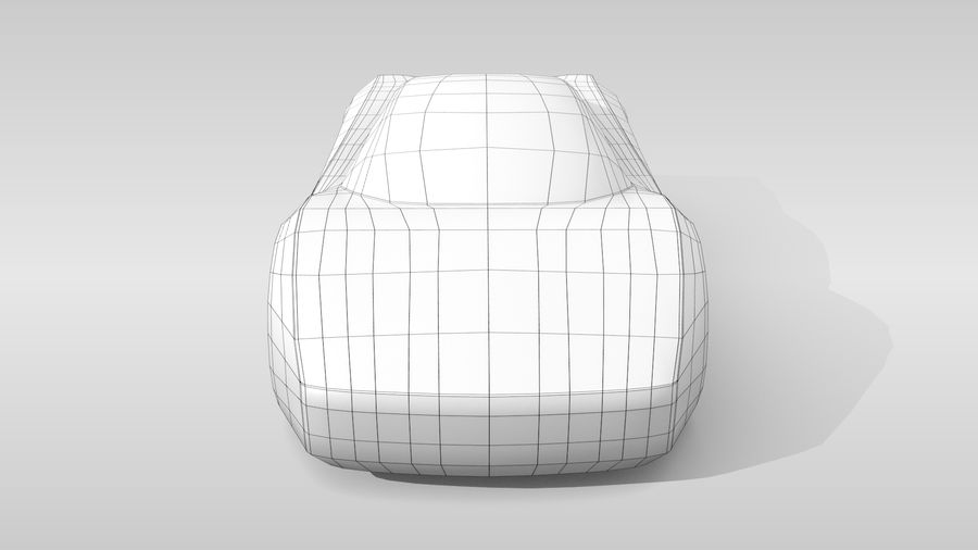 Variante di layout MR Base Car 2 royalty-free 3d model - Preview no. 15