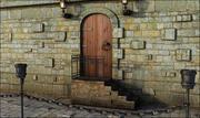 Castle Door 3d model