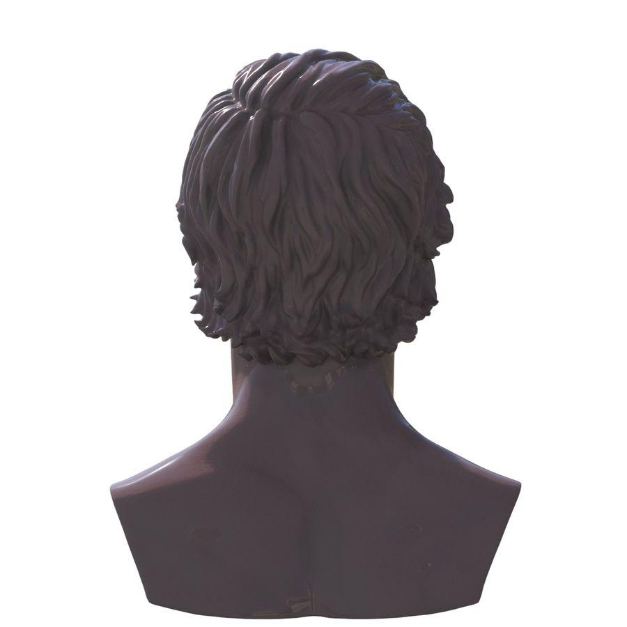 Atılan Alex Pettyfer royalty-free 3d model - Preview no. 5