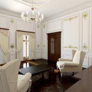 Classic Room 3d model