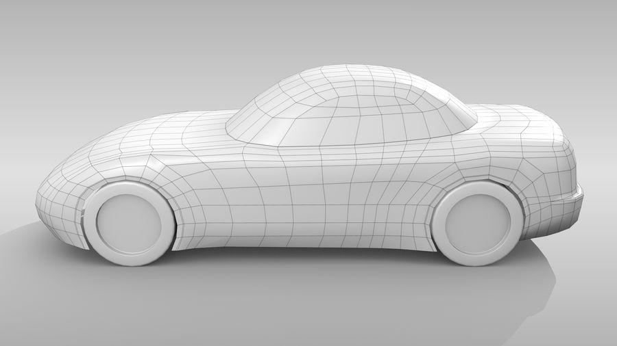 Variante layout di base FR per auto 5 royalty-free 3d model - Preview no. 9