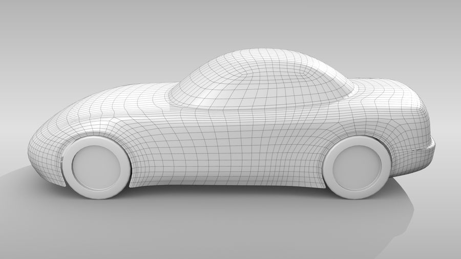 Variante layout di base FR per auto 5 royalty-free 3d model - Preview no. 8