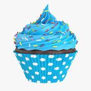 Cupcake 1 3d model