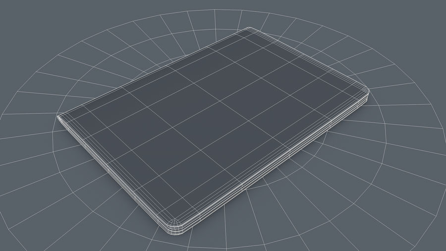 Passport royalty-free 3d model - Preview no. 9