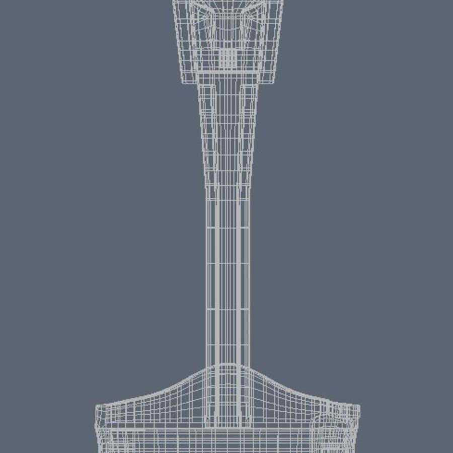 Tłok royalty-free 3d model - Preview no. 4
