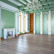 Luxury Room 3d model