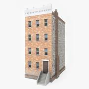 Apartment House 3d model