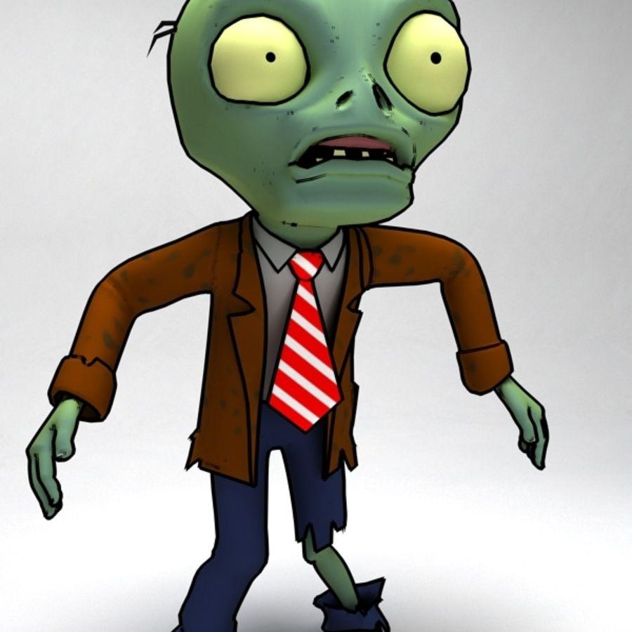 Ufficio zombie cartone animato clipart k fotosearch
