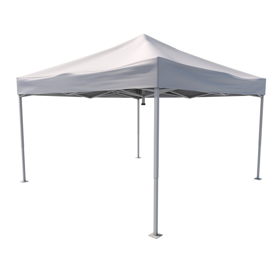 Tenda dell'evento royalty-free 3d model - Preview no. 4