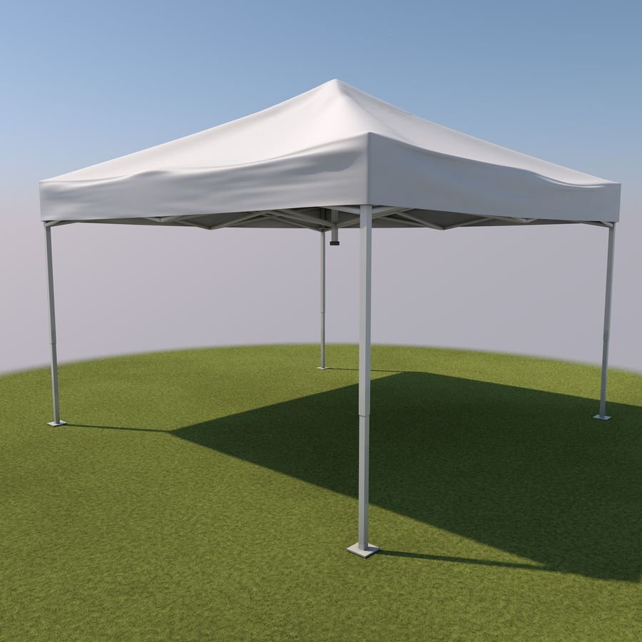 Tenda dell'evento royalty-free 3d model - Preview no. 5