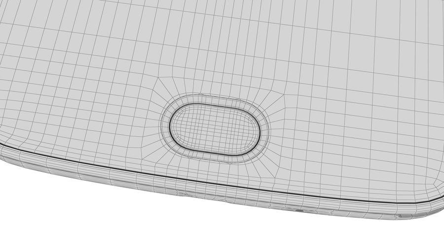 Motorola Moto E4 Licorice Black royalty-free 3d model - Preview no. 28