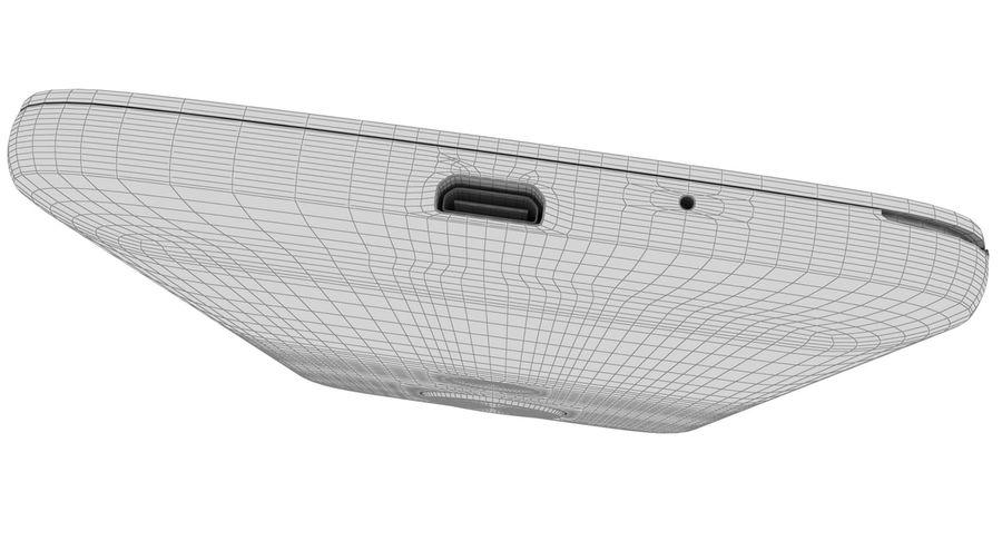 Motorola Moto E4 Licorice Black royalty-free 3d model - Preview no. 27