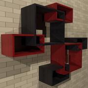 shelf 13 3d model