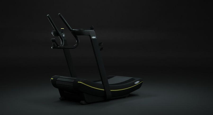 Skillmill Gym Treadmill Technogym Cardio Run 3d Model 39