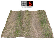 Farmland ground 16K Ultra HD 3d model
