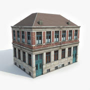 Apartment House 3 3d model