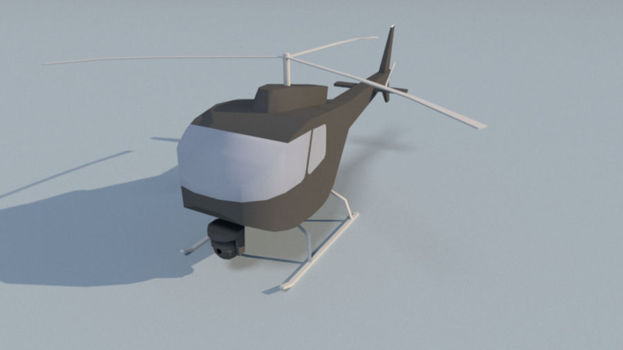Collection Vehicle Modern Pack [71] (LOW POLY) royalty-free 3d model - Preview no. 41