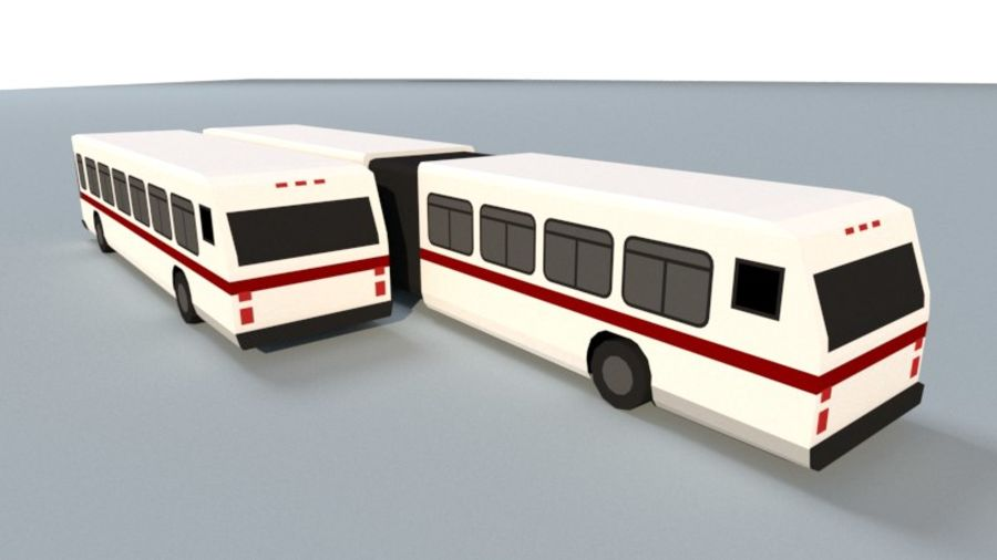 Collection Vehicle Modern Pack [71] (LOW POLY) royalty-free 3d model - Preview no. 18
