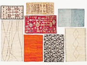 Carpet woven vintage moroccan vol 06 3d model