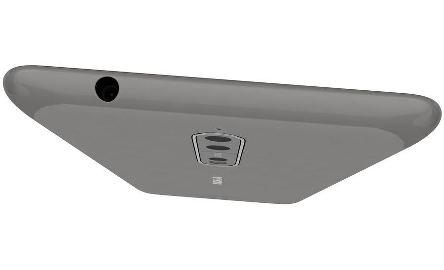 诺基亚8钢铁 royalty-free 3d model - Preview no. 15