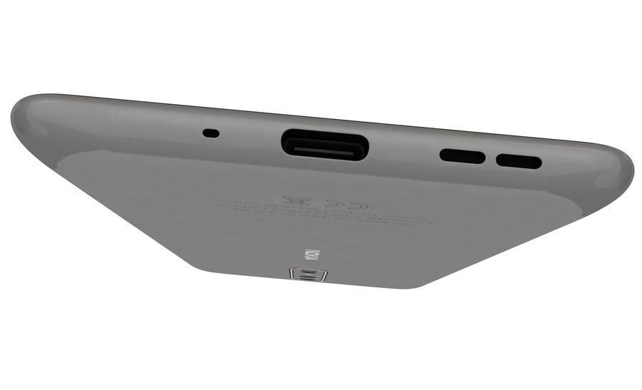 诺基亚8钢铁 royalty-free 3d model - Preview no. 17