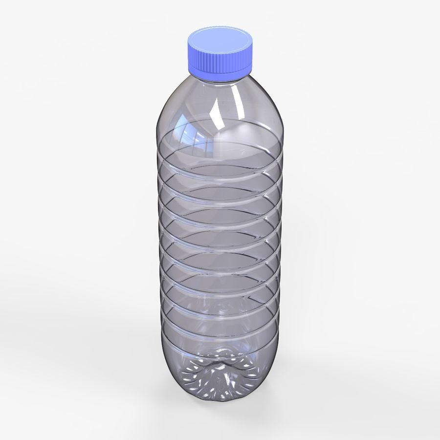Small Water Bottle 3D Model $15 -  max  c4d  obj  fbx - Free3D