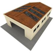 Typical Warehouse 3d model