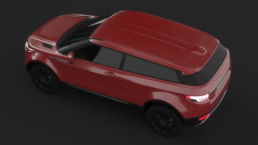 Car royalty-free 3d model - Preview no. 3