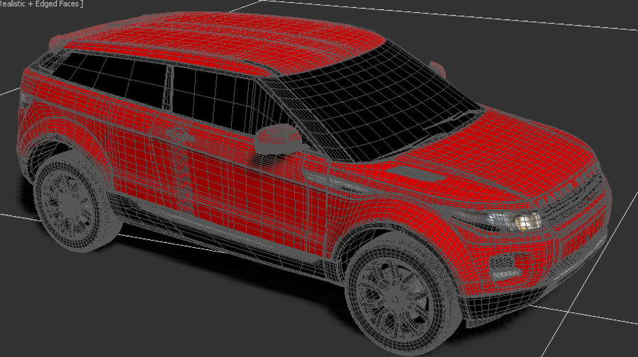 Car royalty-free 3d model - Preview no. 6