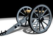 cannon9brit 3d model