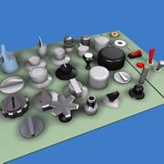 24knobs.ZIP 3d model