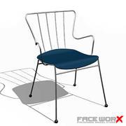 Chair019_max.ZIP 3d model