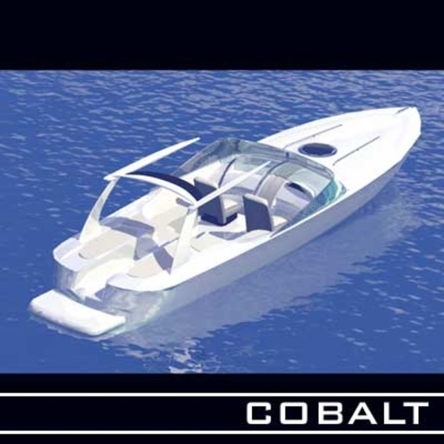 Cobalto-obj royalty-free 3d model - Preview no. 1