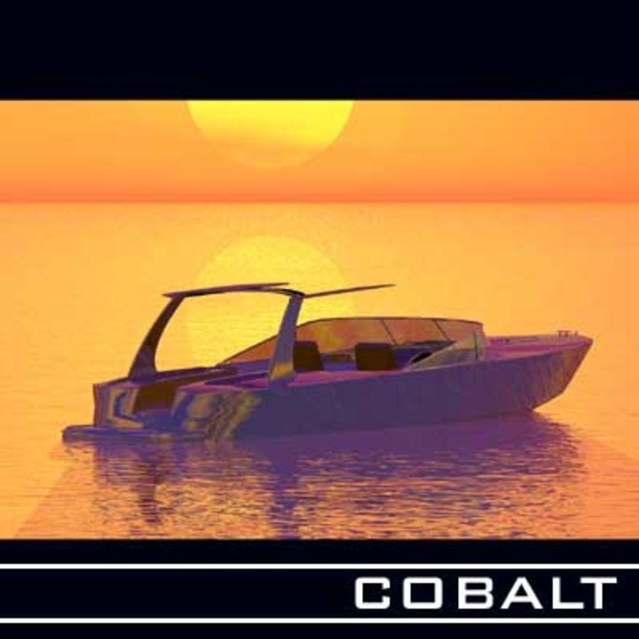Cobalto-obj royalty-free 3d model - Preview no. 3