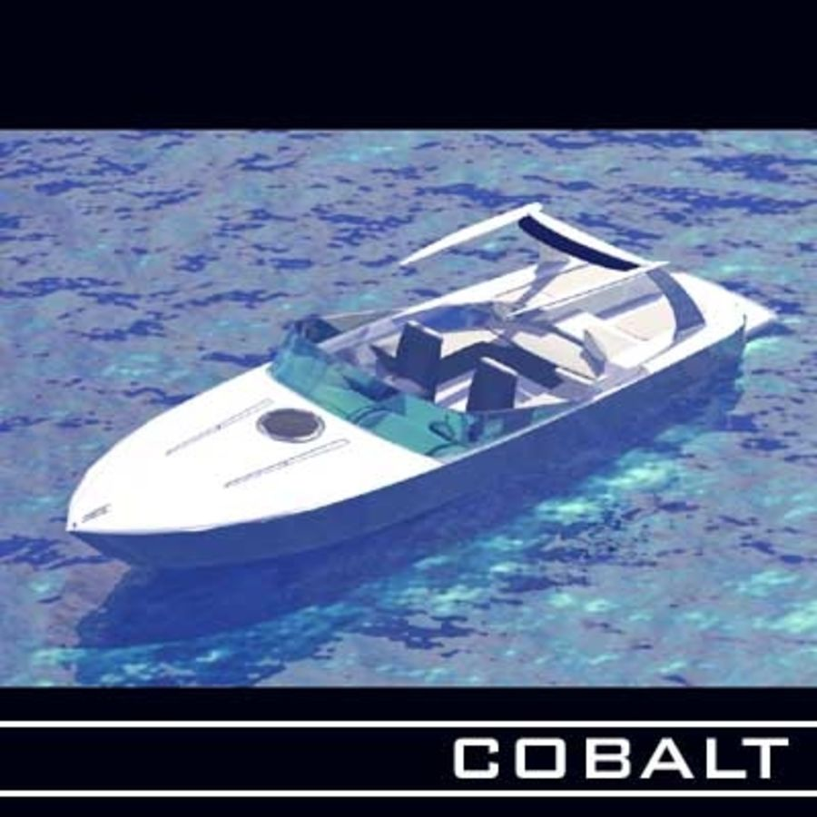 Cobalto-obj royalty-free 3d model - Preview no. 2