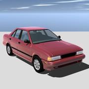 1994 Nissan Sentra.zip 3d model