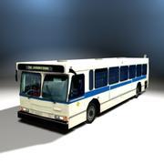 VS01バス03 3d model