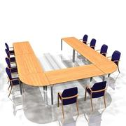 conference_table_chairs_008.zip 3d model