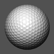 golf-dxf.zip 3d model