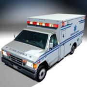 VS01 Ambulance1 3d model