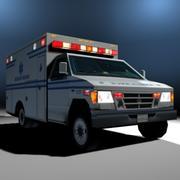 VS01 Ambulance1 3d model