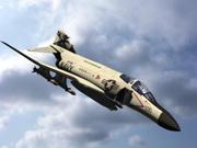 F4 Phantom Jet 3d model
