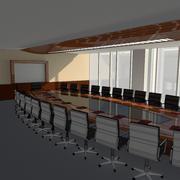 Styrelse rum 3d model