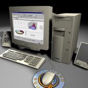 Computer sys.zip 3d model