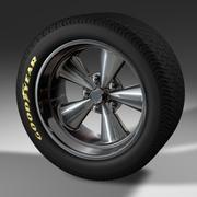 mag wheel.zip 3d model