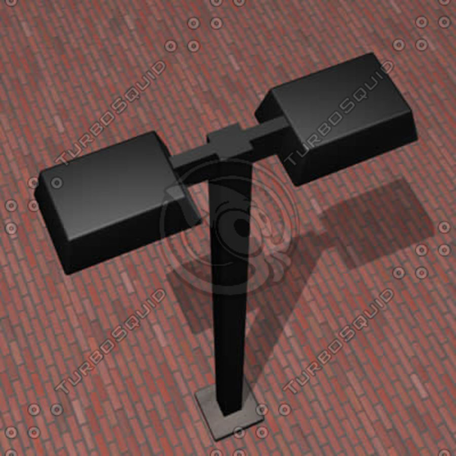 3DS royalty-free 3d model - Preview no. 1
