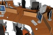 office_workstation_cluster_g003.zip 3d model