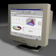 monitor_sony 19.zip 3d model